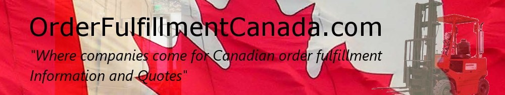 Order Fulfillment Canada